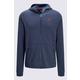 Macpac Men's Craigieburn 280 Merino Blend Hooded Jacket