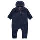 Macpac Acorn Fleece Onesie — Baby