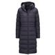 Macpac Women's Aurora Long Hooded Down Coat