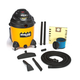 Shop-Vac 9625410 22 Gallon 6.5 Peak HP Right Stuff Wet/Dry Vacuum