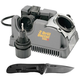 Drill Doctor DD500X-KP Model 500X Bit Sharpener Pro Tool Kit with Knife