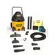 Shop-Vac 9541810 18 Gallon 12 Amp Industrial SR Dolly Style Wet/Dry Vacuum