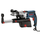 Factory Reconditioned Bosch HD19-2D-RT 8.5 Amp 1/2 in. 2-Speed Hammer Drill with Dust Collection Unit