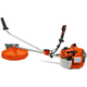 Husqvarna 968047502 24.5cc Gas 17 in. Straight Shaft Brushcutter