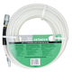 Hitachi 19412F 50 ft. x 1/4 in. Polyurethane Air Hose