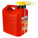 Honda 06176-1405-C6 2.5 Gallon No-Spill Gas Can