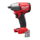 Milwaukee 2655-20 M18 FUEL 18V Cordless Lithium-Ion 1/2 in. Impact Wrench with Pin (Bare Tool)