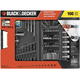 Black & Decker BDA80100 100-Piece Combination Set
