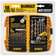 Dewalt DW1958 18-Piece Pilot Point Bit Set