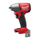 Milwaukee 2654-20 M18 FUEL 18V Cordless Lithium-Ion 3/8 in. Impact Wrench with Friction Ring (Bare Tool)