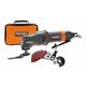 Factory Reconditioned Ridgid ZRR9020PNK Air JobMax Pneumatic Multi-Tool Starter Kit