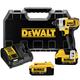 Dewalt DCF885M2 20V MAX XR Cordless Lithium-Ion 1/4 in. Impact Driver Kit