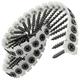 SENCO 06C162WK 6-Gauge 1-5/8 in. Collated Drywall to Heavy Steel Screws (1,000-Pack)