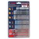 Bosch T18CHC 18-Piece T-Shank Jigsaw Blade Set