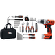 Black & Decker LDX112PK 12V MAX Cordless Lithium-Ion Drill and Project Kit