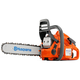 Husqvarna 965168601 40.9cc 2.4 HP Gas 16 in. Rear Handle Chainsaw