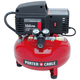 Porter-Cable PCFP02003 135 PSI 3.5 Gallon Oil-Free Pancake Compressor
