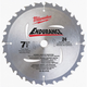 Milwaukee 48-40-4120 7-1/4 in. Circular Saw Blade (24 Tooth)