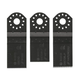 Bosch OSC138V 3-Piece Variety Plunge-Pack