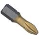 Bosch TDSL1012201 2 in. Slot 10 - 12 Titanium Screwdriver Bits