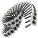 SENCO 06B162P 6-Gauge 1-5/8 in. Collated Drywall to Light Steel Screws (1,000-Pack)