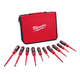 Milwaukee 48-22-2210 10-Piece Insulated Screwdriver Set
