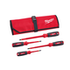 Milwaukee 48-22-2204 4-Piece Insulated Screwdriver Set