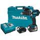Makita LXFD03 18V Cordless LXT Lithium-Ion 1/2 in. Drill Driver Kit