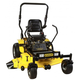 Stanley 54ZSG3 726cc 24 HP Gas 54 in. Zero Turn Commercial-Duty Riding Mower with Rollbar