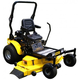 Stanley 62ZSG2 852cc 31 HP Gas 62 in. Zero Turn Commercial-Duty Riding Mower with RollBar/Headlights