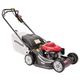 Honda 659160 187cc Gas 21 in. 4-in-1 Versamow Self-Propelled Lawn Mower with Roto-Stop Blade System