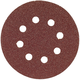 Bosch SR5R120 5 in. 120-Grit Sanding Discs for Wood (5-Pack)