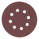 Bosch SR5R240 5 in. 240-Grit Sanding Discs for Wood (5-Pack)