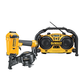 Dewalt D51321RV 1-3/4 in. Coil Roofing Nailer and Worksite Radio Combo Kit
