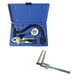 Central Tools 6450RG Disc Rotor and Ball Joint Gauge Set with Electronic Digital Rotor Gauge