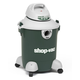 Shop-Vac 5981000 10 Gallon 3.5 Peak HP Quiet Plus Wet/Dry Vacuum