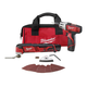 Factory Reconditioned Milwaukee 2496-82 M12 12V Cordless Lithium-Ion Multi-Tool and Screwdriver Combo Kit
