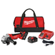 Factory Reconditioned Milwaukee 2680-82 M18 18V Cordless Lithium-Ion 4-1/2 in. Cut-Off/Grinder