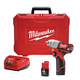 Milwaukee 2463-22 M12 12V Cordless Lithium-Ion 3/8 in. Impact Wrench Kit