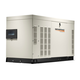 Generac RG02224ANAX Protector QS Liquid-Cooled 2.4L 22 kW 120/240V Single Phase LP/Natural Gas Aluminum Automatic Standby Generator