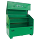 Greenlee 3660 44 cu-ft. 60 x 30 x 36 in. Slant Top Storage Box