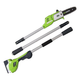 Greenworks 20632 20V Cordless Lithium-Ion 8 in. Pole Saw