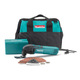 Makita TM3000CX5 3 Amp Oscillating Multi-Tool Kit