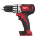 Factory Reconditioned Milwaukee 2601-80 M18 18V Cordless Lithium-Ion 1/2 in. Driver/Drill (Bare Tool)