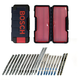 Bosch TC21HC 21-Piece T-Shank Contract Set with Bonus Storage Case