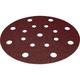 Festool 499124 6 in. 220-Grit Rubin 2 Abrasive Sheets (50-Pack)