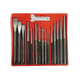 Astro Pneumatic 1600 16-Piece Punch & Chisel Set