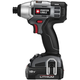 Porter-Cable PCL180IDK-2 18V Cordless Lithium-Ion 1/4 in. Impact Driver with Two Batteries