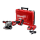 Milwaukee 2780-21 M18 FUEL 18V Cordless 4-1/2 in. - 5 in. Paddle Switch Grinder with REDLITHIUM Battery