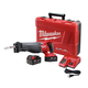 Milwaukee 2720-22 M18 FUEL 18V Cordless Sawzall Reciprocating Saw with 2 REDLITHIUM Batteries